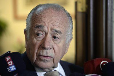 """Andrés Zaldívar se distancia del Gobierno: """"Fue un error recalificar delito de los comuneros"""""""