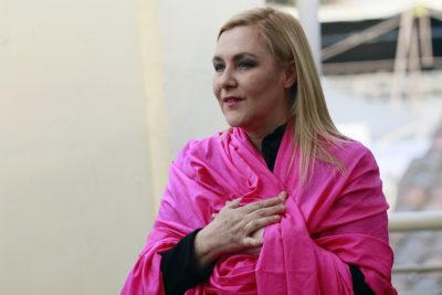 Pamela Jiles vuelve a tensionar al Frente Amplio: apoya a candidata DC y marca distancia en balotaje