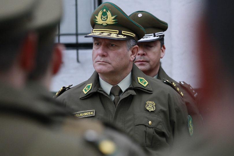 Fraude en Carabineros: comisión solicita ampliar plazo de investigación para que declare Bruno Villalobos