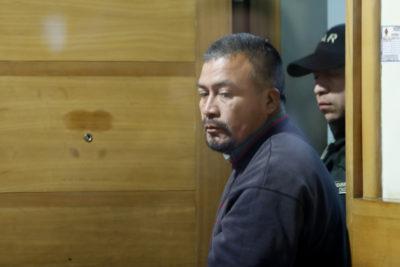 """Héctor Llaitul: """"El escenario adonde se desenvuelve el conflicto mapuche es de guerra"""""""