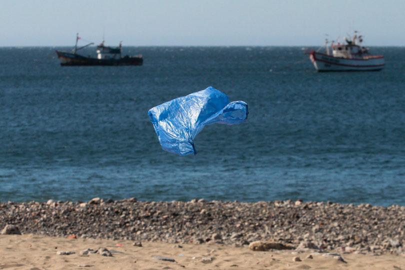 Todo Chile sin bolsas plásticas de un solo uso
