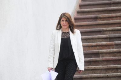 """Vocera de Gobierno aclara que Aleuy """"al término de sus vacaciones, regresa"""""""