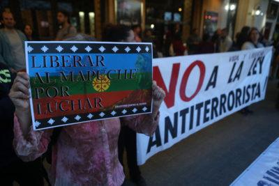 Gobierno cumple su compromiso con comuneros mapuches y retira acusación terrorista