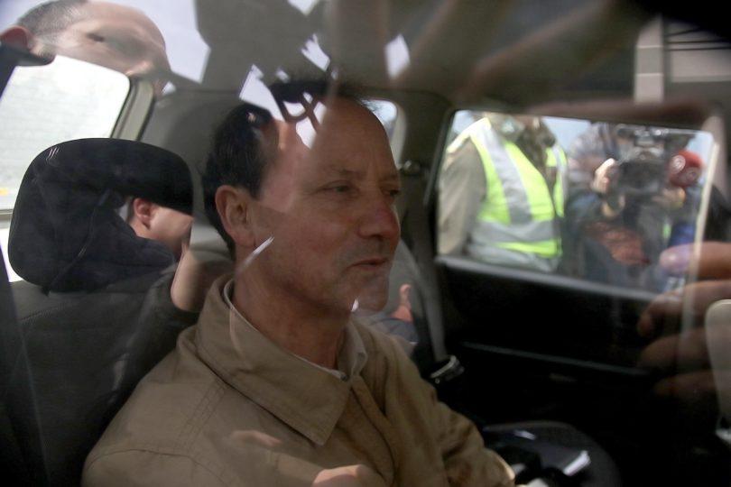 Las primeras declaraciones de Jaime Anguita tras ser absuelto del caso Haeger