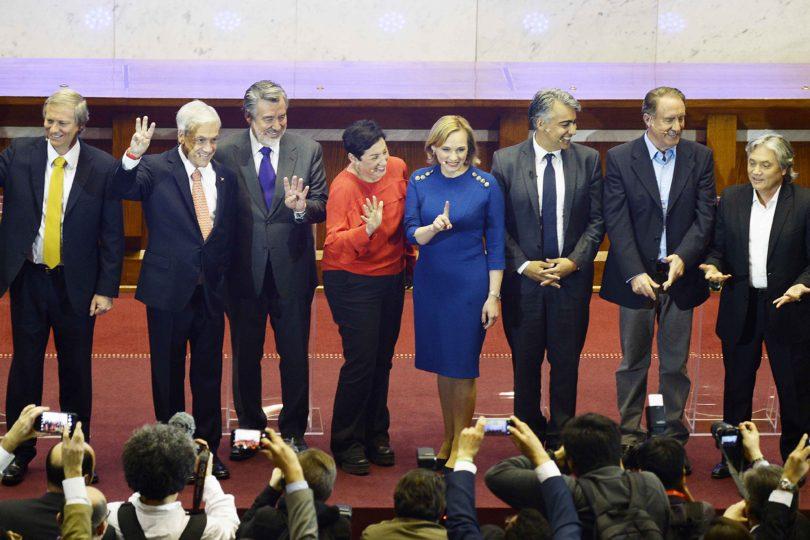 Chilenos responden: ¿Qué candidato se haría el pillo con el vuelto?