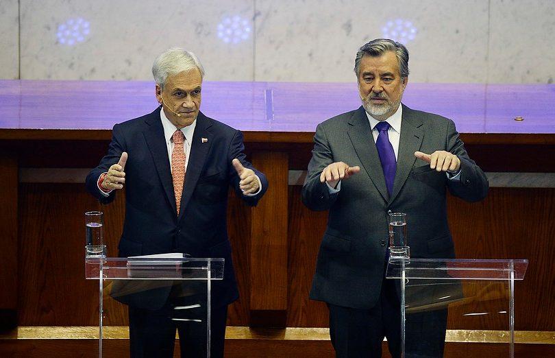"""Desde """"me han tratado pésimo"""" a """"tengo estabilidad emocional"""": las frases más recientes de la pelea entre Piñera y Guillier"""