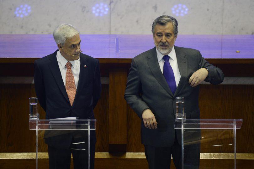 Encuesta Cadem: franja electoral de Sebastián Piñera y Alejandro Guillier son las mejores evaluadas