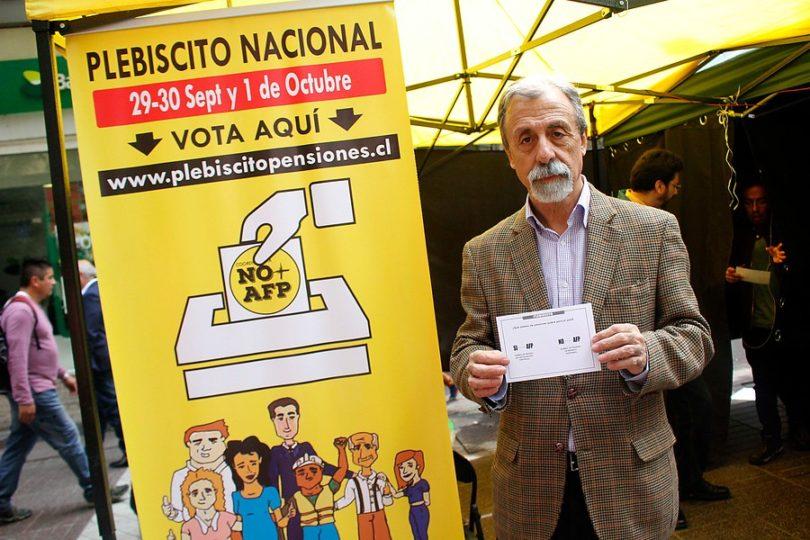 Chile y los chilenos: de las candidaturas presidenciales a las AFPs