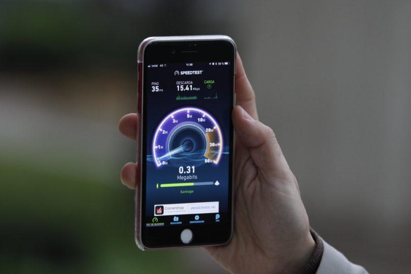 Empresas deberán garantizar velocidad mínima de internet
