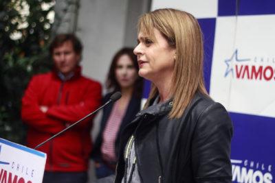 VIDEO | Candidatura en la UTI: las palabras de Jacqueline van Rysselberghe que Loreto Letelier nunca esperó