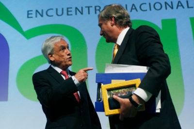 El duro round entre Sebastián Piñera y José Antonio Kast por Ley Antiterrorista
