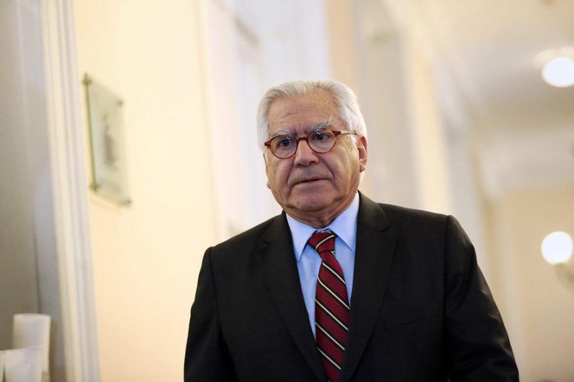 """Ministro Fernández y eventual acusación constitucional: """"No tiene ningún asidero"""""""