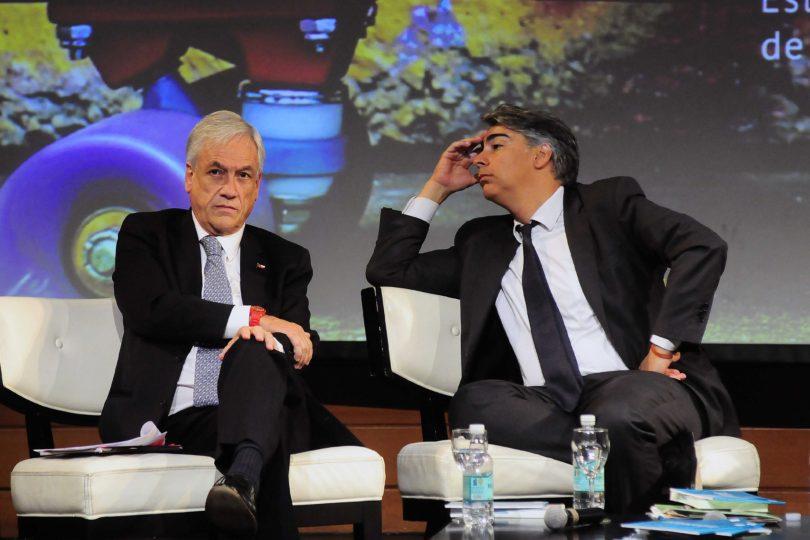 No sólo Kast con Sánchez: Piñera y ME-O vivieron su propio round en el debate del Hogar de Cristo