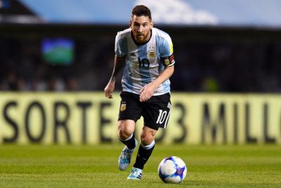 VIDEOS   Los tres goles de Lio Messi que le salvaron el pellejo a Jorge Sampaoli