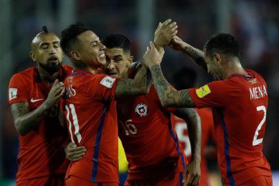 VIDEO | Solabarrieta se lanza con todo por la presencia de Pablo Hernández en la Roja