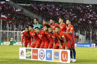 La Roja termina el 2017 en los Top 10 del ranking FIFA