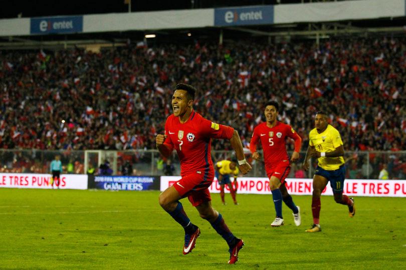 VIDEOS   Chile siempre gana el 5 de octubre: la Roja logra dramático 2-1 ante Ecuador