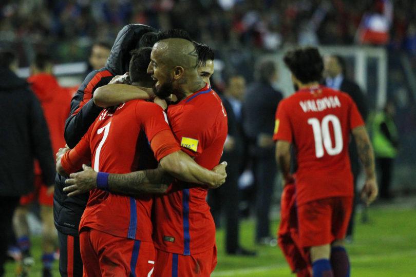 Arturo Vidal contesta a quienes lo ponían fuera de la Roja