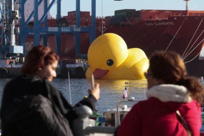 Las razones que llevaron al Pato de Hule a despedirse anticipadamente de Valparaíso