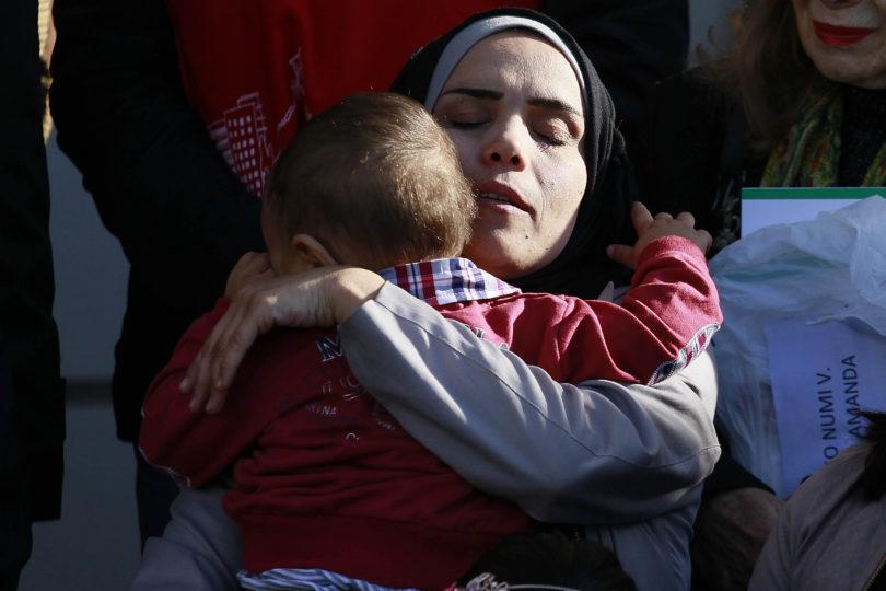 Activan plan de asistencia para los 66 refugiados sirios que llegaron a Chile