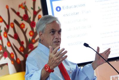 """Sebastián Piñera y casos de colusión: """"¿Cómo puede haber tanta codicia?"""""""