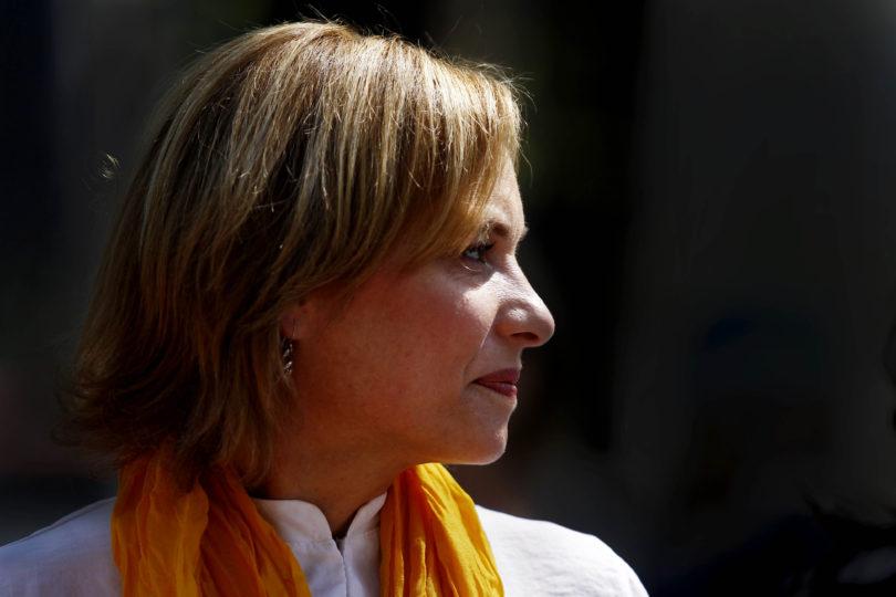 """Carolina Goic: """"Si me plantearan una ley de aborto libre, la rechazaría"""""""