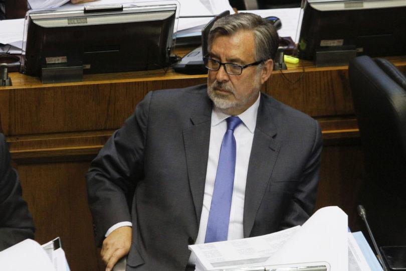 Furiosa respuesta de Alejandro Guillier a Carolina Goic por vincularlo con narcos
