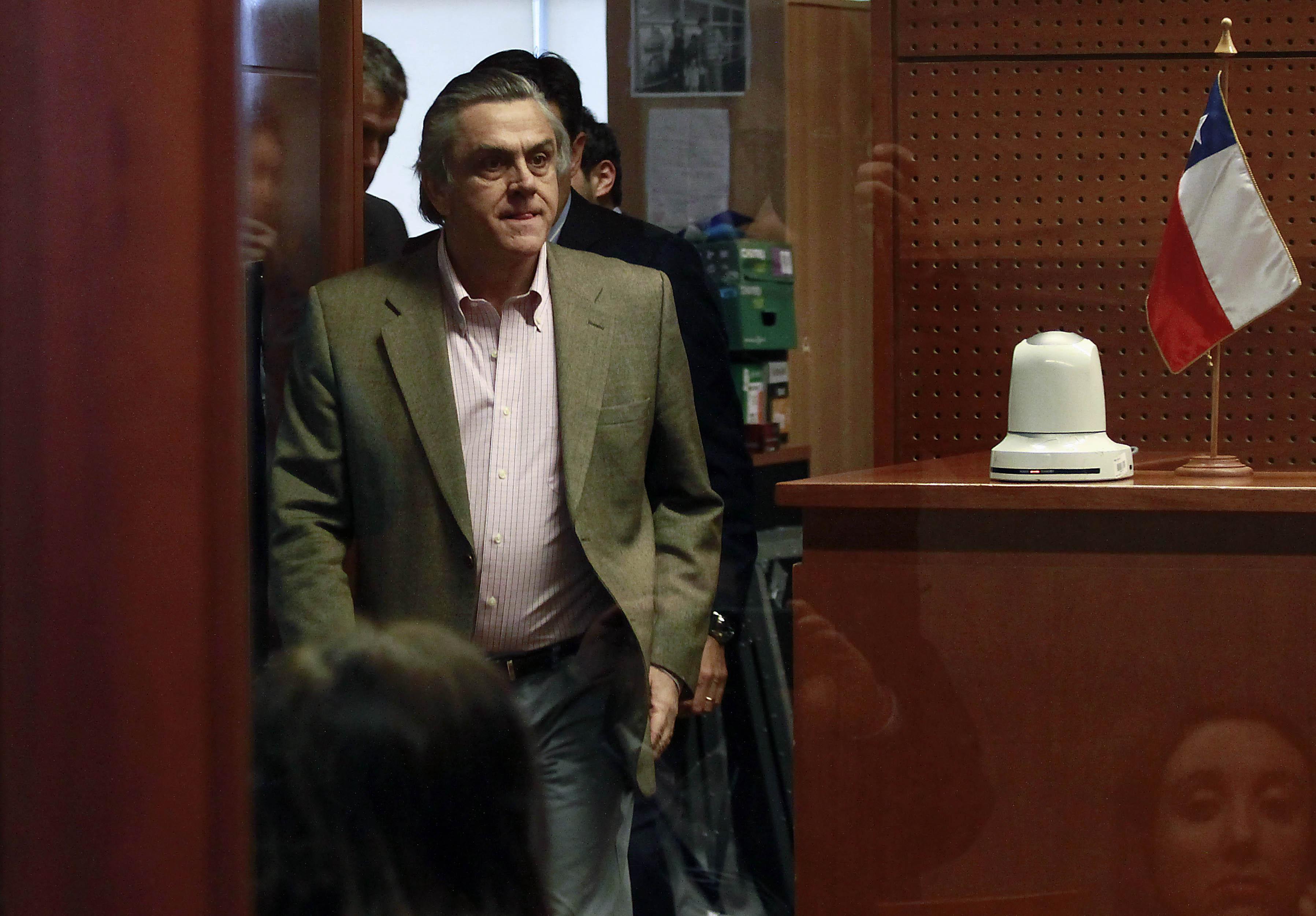 Caso SQM: Pablo Longueira y Patricio Contesse fueron reformalizados por delitos tributarios y cohecho