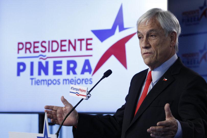 """La autoritaria y peligrosa """"segunda transición"""" de Piñera"""
