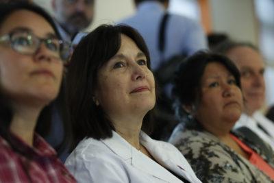 Ministra de Salud postula a millonario bono de retiro para funcionarios