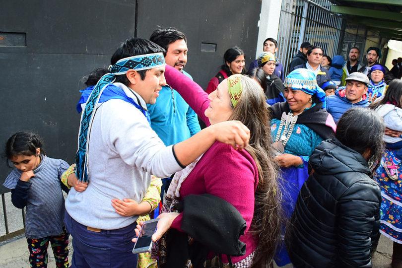 """Fiscalía Nacional alerta sobre """"peligro de fuga"""" de comuneros liberados por Operación Huracán"""