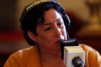 El momento más tenso de Beatriz Sánchez en el debate radial al no saber pregunta básica de economía