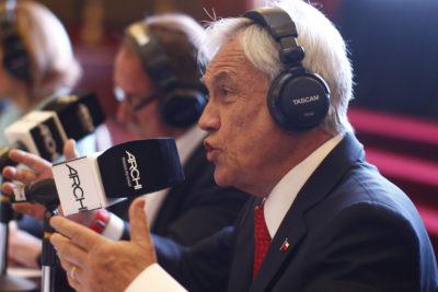 Piñera tambalea cuando Goic, Sánchez y ME-O le recordaron los líos judiciales de su amigo Longueira