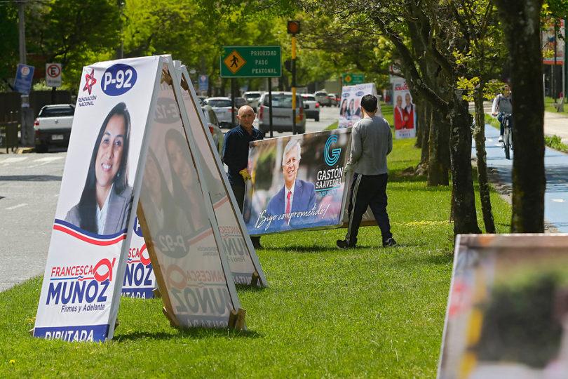 Los problemas de las nuevas campañas políticas