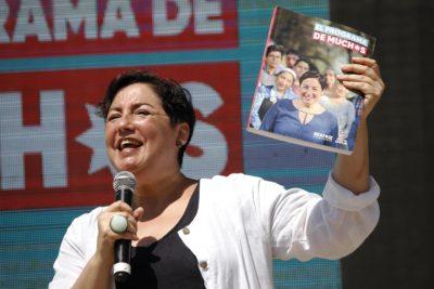 Pensiones, salud y educación: los puntos más importantes del programa de gobierno de Beatriz Sánchez