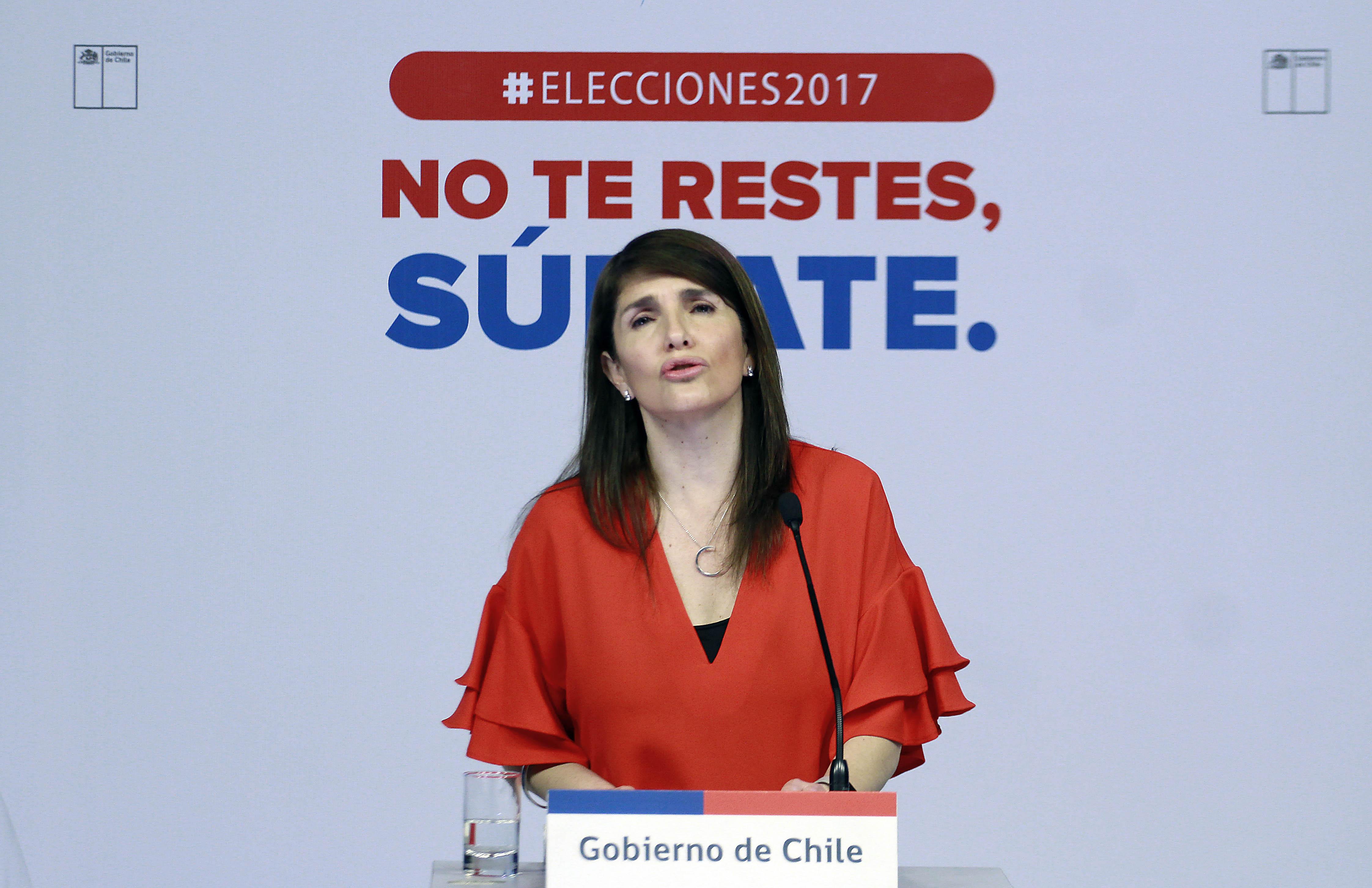 """""""Campaña del Gobierno para incentivar la participación en las elecciones costó $500 millones"""""""