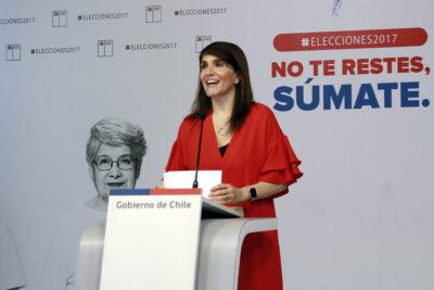 Gobierno lanza campaña para aumentar participación en las elecciones y la derecha critica intervencionismo