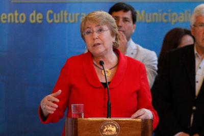 """Presidenta Bachelet y críticos de campaña por incentivar el voto: """"Necesitamos que todos puedan ir a votar"""""""