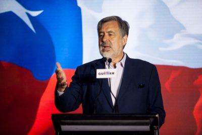 Alejandro Guillier anuncia que apoyará a Enríquez-Ominami si pasa a segunda vuelta