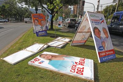 """""""WhatsApp acusete"""" lleva 60 denuncias por propaganda electoral ilegal y serán ingresadas al Servel"""