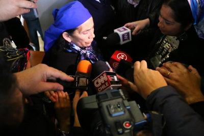 """Machi Linconao, absuelta: """"Sufrí 9 meses en la cárcel y no debí estar ni una hora, soy inocente"""""""