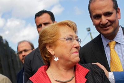 """Presidenta Bachelet y su futuro post La Moneda: """"Para que nadie se asuste, no volveré"""""""