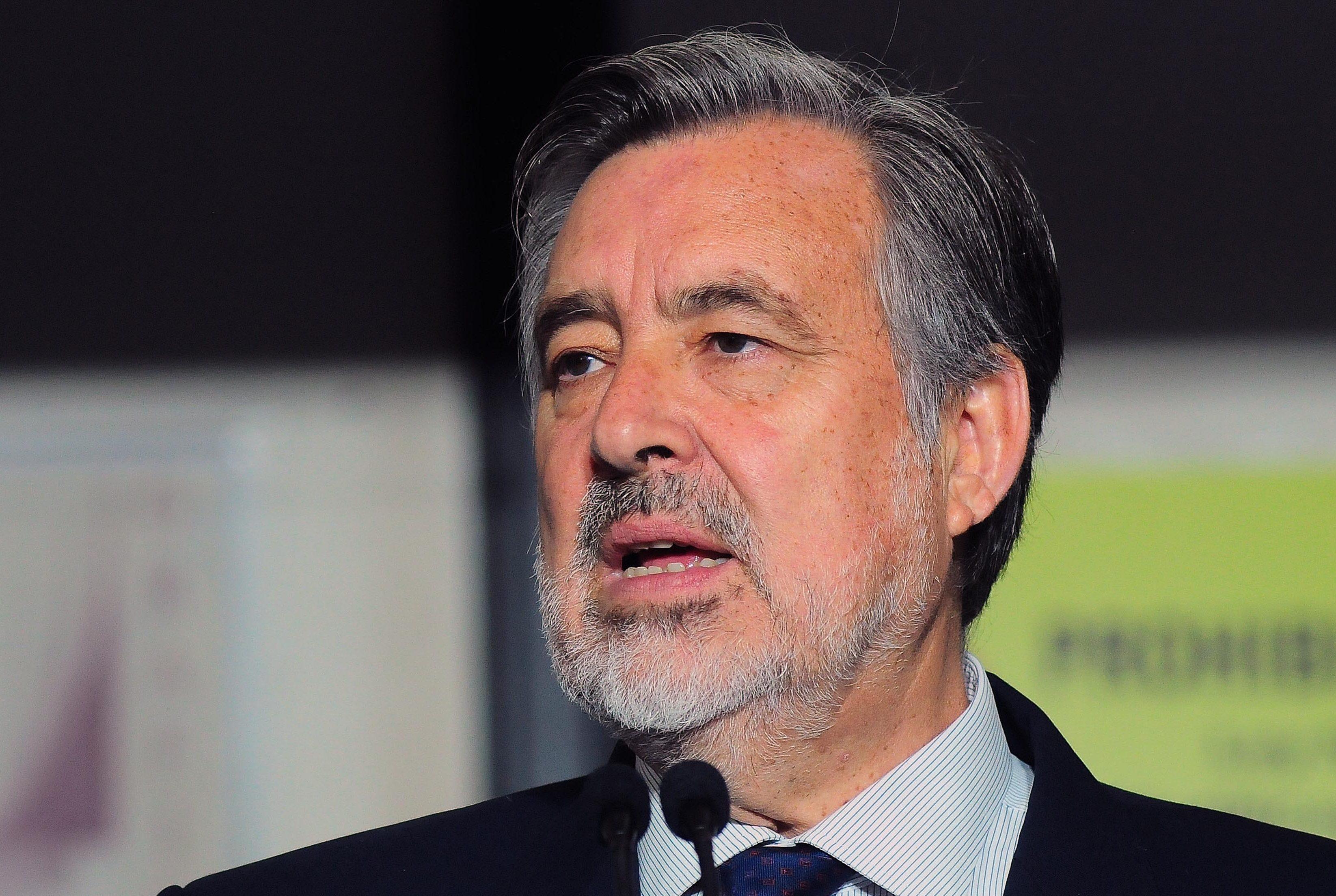 Alejandro Guillier fija fecha de lanzamiento del programa