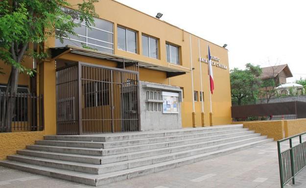 Explosión de bomba casera en colegio de Vitacura deja 10 lesionados