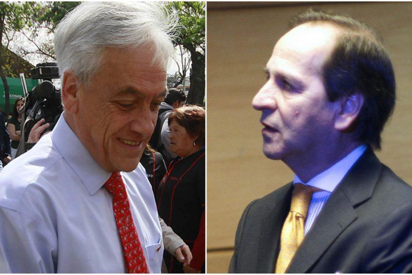 """Presidente de la Bolsa que advirtió """"colapso"""" bursátil si no gana Piñera donó millonaria cifra a su campaña"""