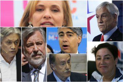 Quiénes están detrás y cómo será la franja electoral de los ocho candidatos presidenciales