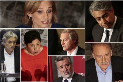 """""""Debate de Estado"""": así será el cara a cara de los candidatos presidenciales con los Premios Nacionales"""