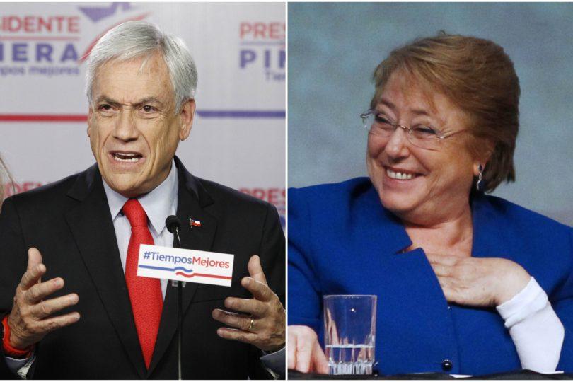 """Bachelet le da donde duele a Piñera: """"Recibimos una economía desacelerada y entregaremos en recuperación"""""""