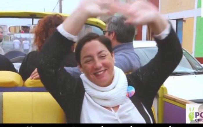 VIDEO | Adherentes de Beatriz Sánchez crean jingle con la canción más pegajosa y repetida del año