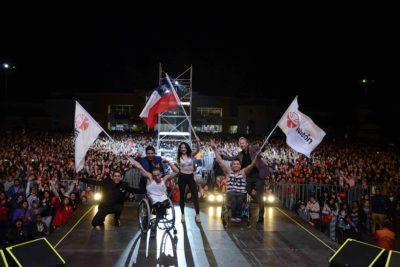 Teletón 2017 anuncia las fechas y los artistas confirmados para su gira nacional
